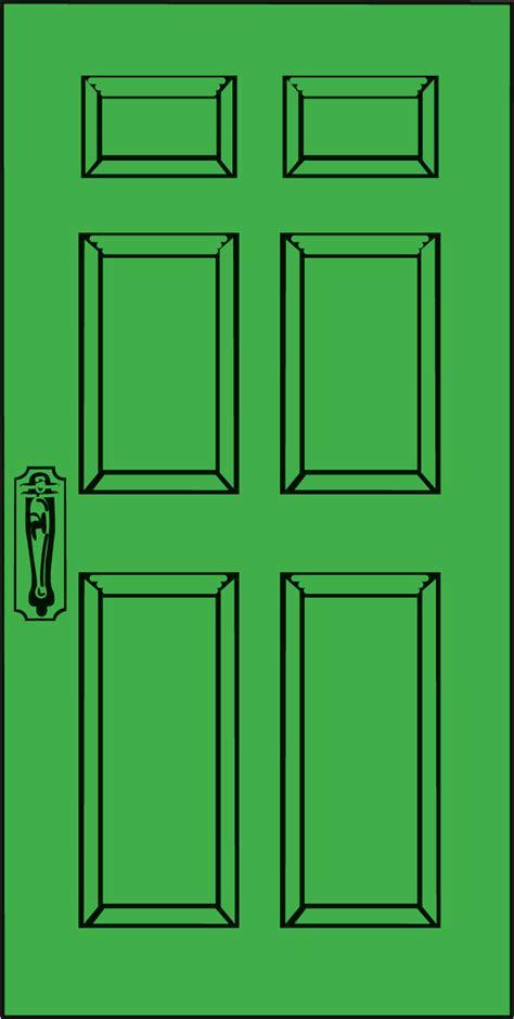 Clipart door green door. Clip art hawthorneatconcord