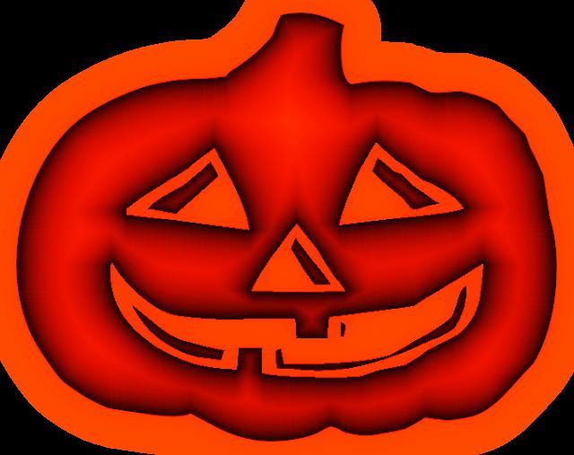 Pumpkin clip art. Clipart door halloween