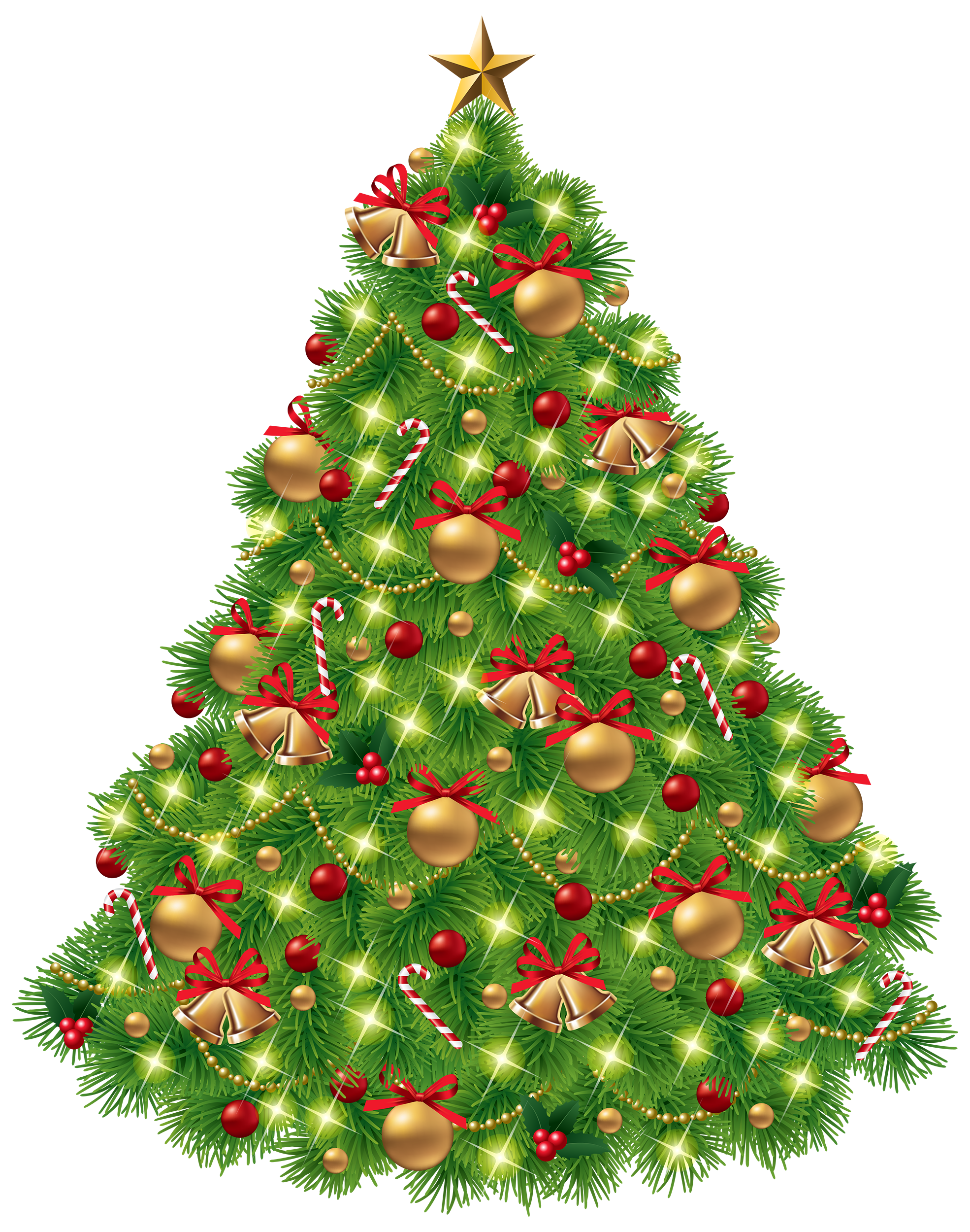 Png christmas images. Tree clipart best web