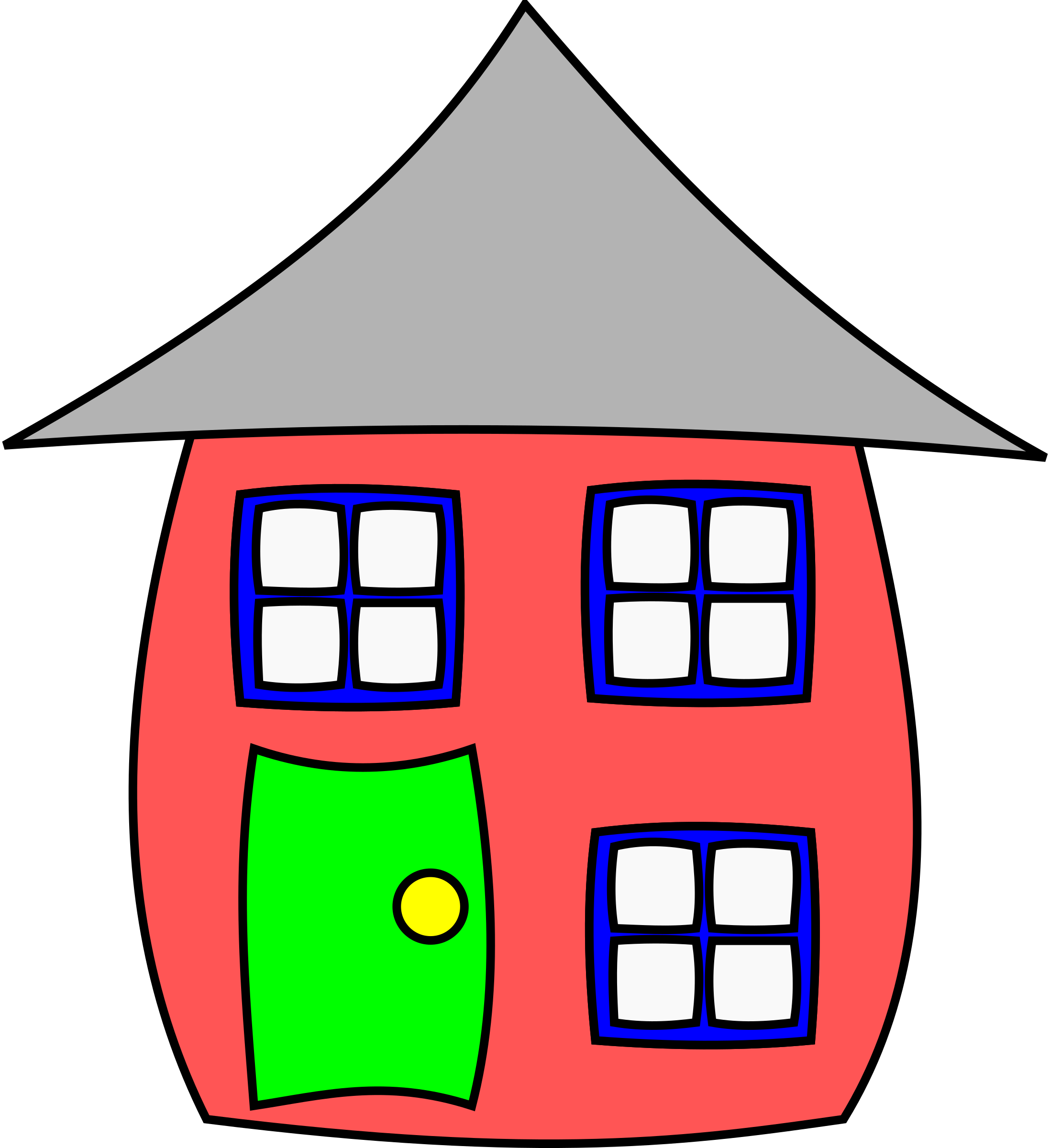 House big image png. Home clipart place
