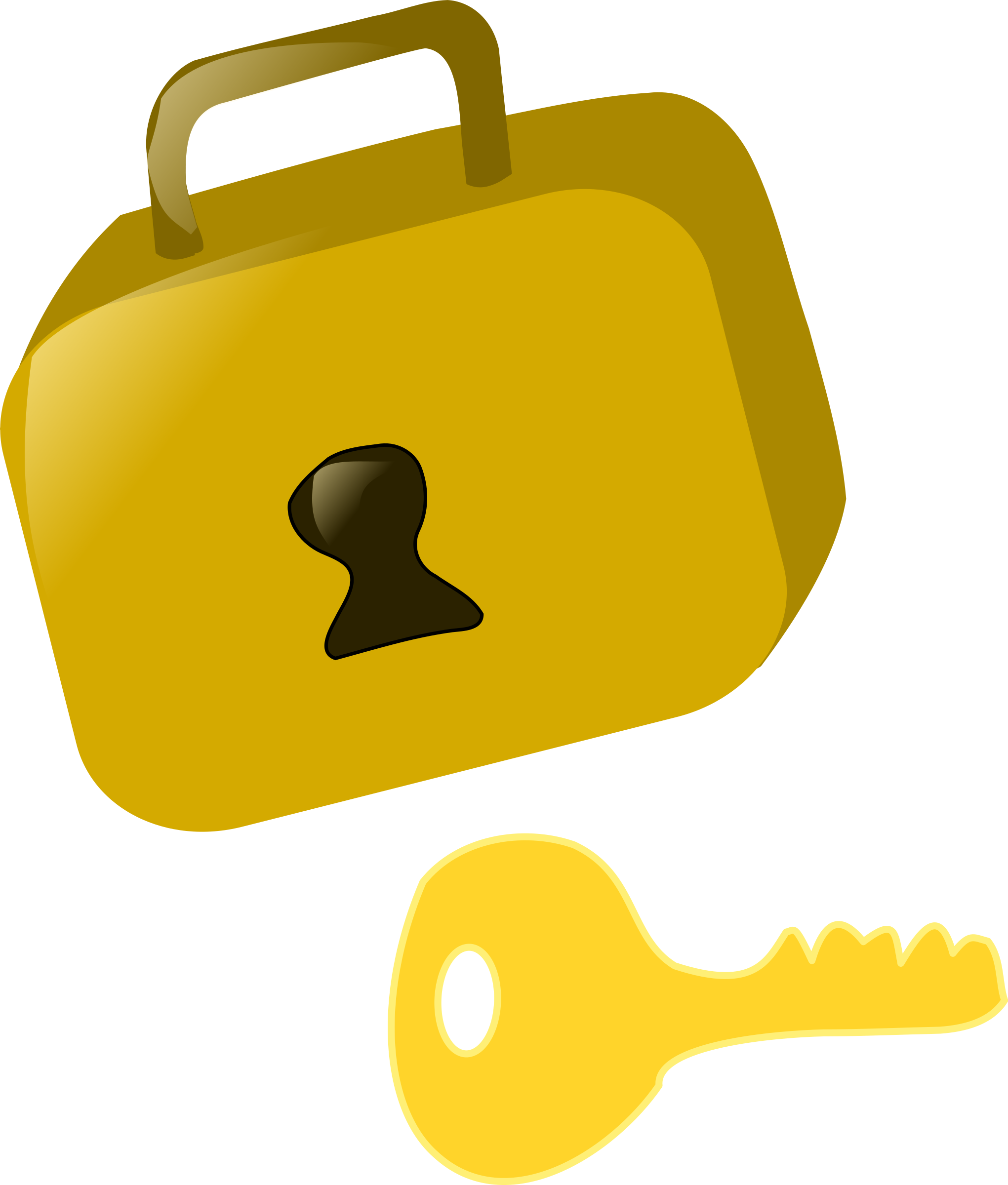 Clipart door key hole. Lock and big image