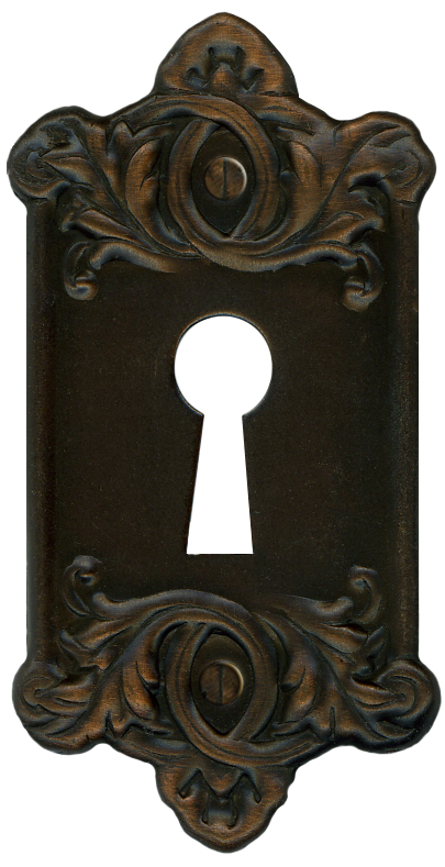 Keys clipart iron. Retro vintage door key