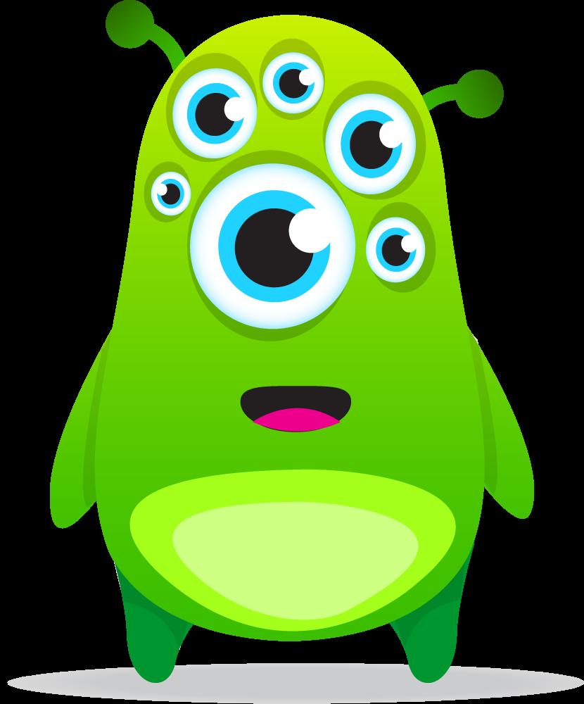 Monster clipart alphabet. Blog de la clase