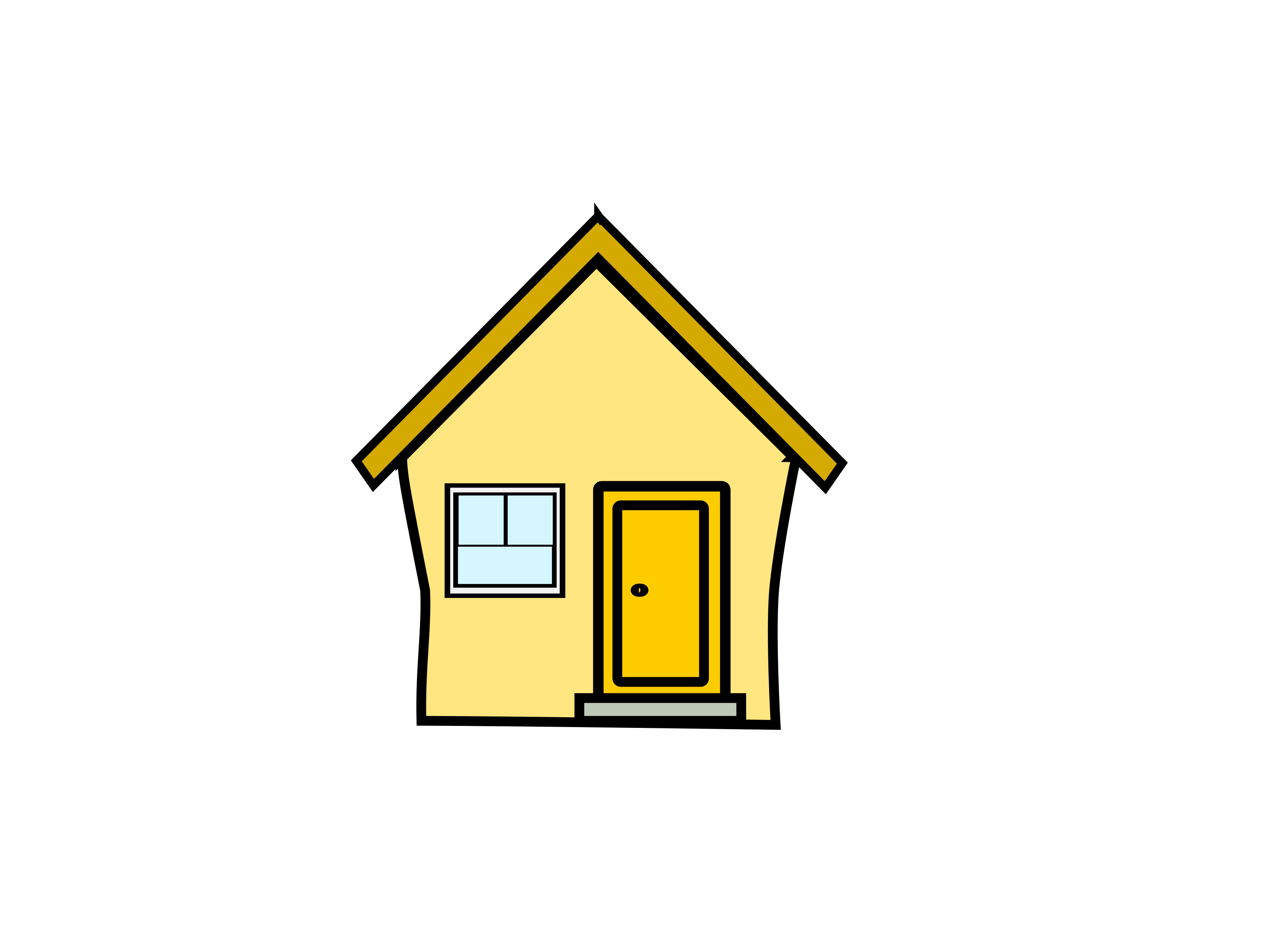 Clipart door open house.  collection of with