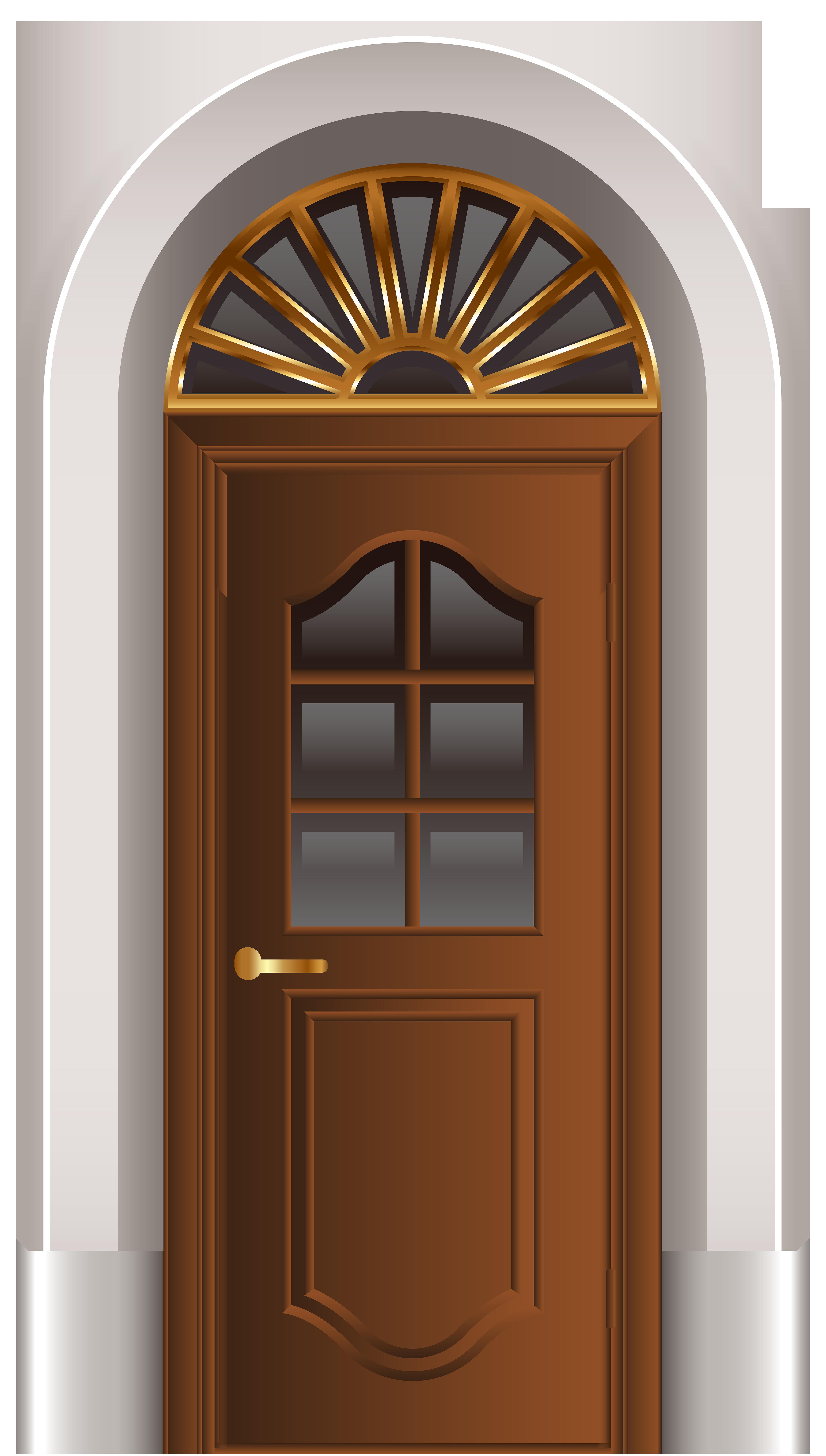 Door clipart home door. Exterior png best web