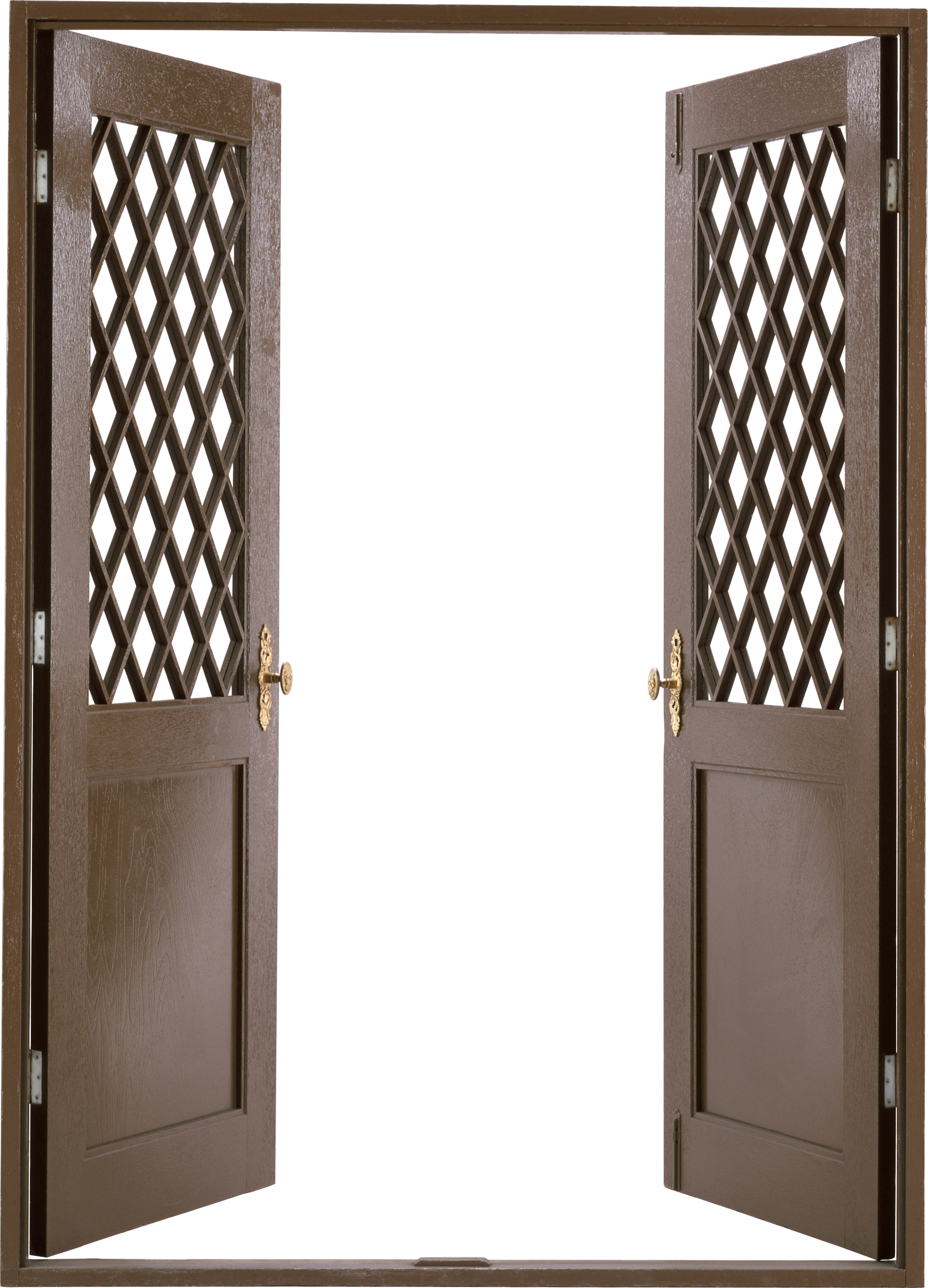 Door png images wood. Gate clipart transparent background