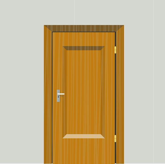 Clipart door orange door. Bc reads adult literacy