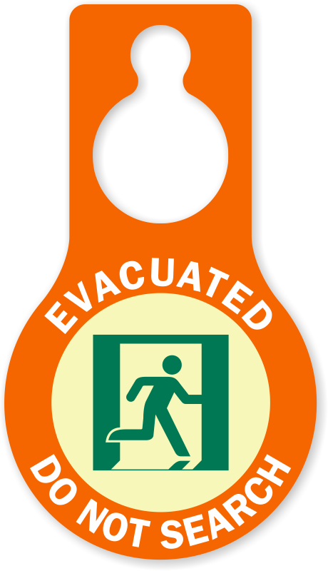 Door clipart orange door. Evacuated hangers blank zoom