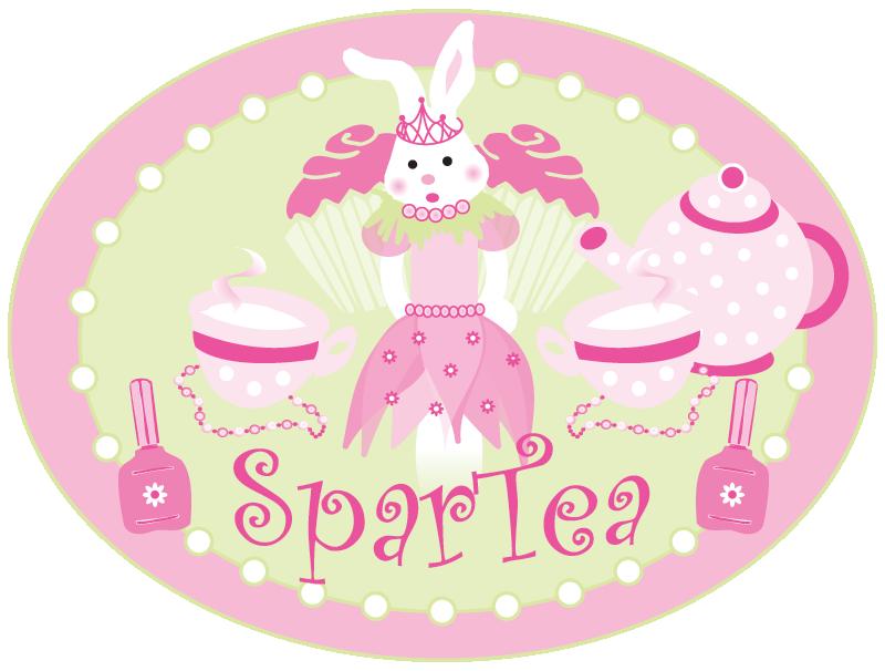 Spartea the day spa. Clipart door pink door