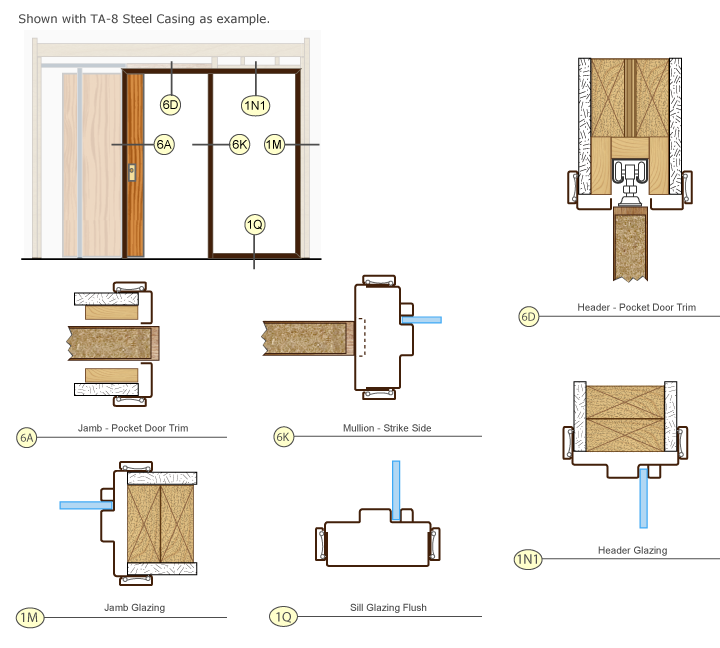 Door clipart plan. Frame drawing at getdrawings