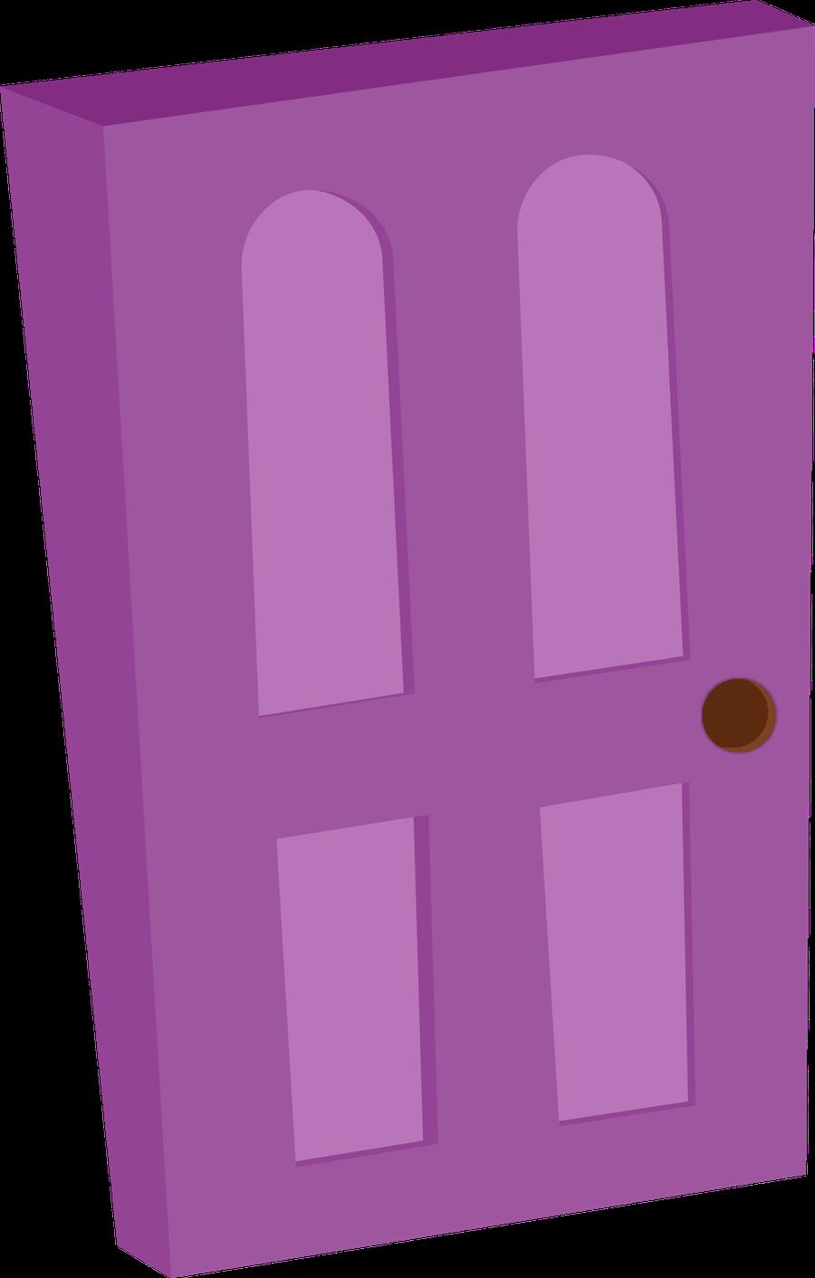 collection of door. Youtube clipart purple