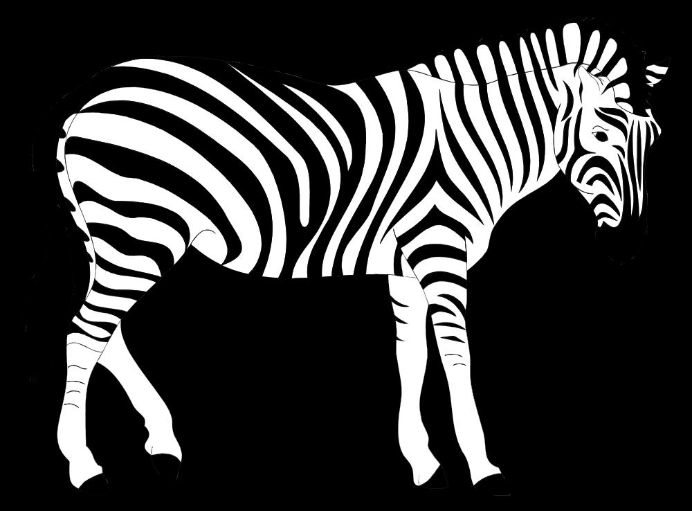 Onlinelabels clip art realistic. Clipart zebra drawn