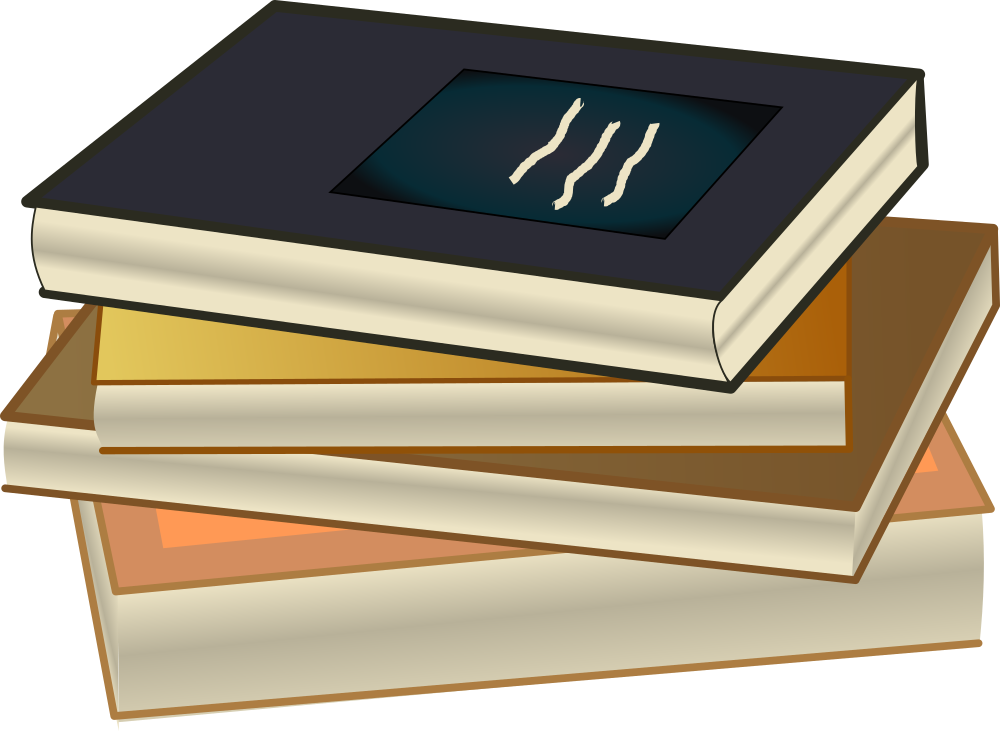 Onlinelabels clip art stack. Furniture clipart book table