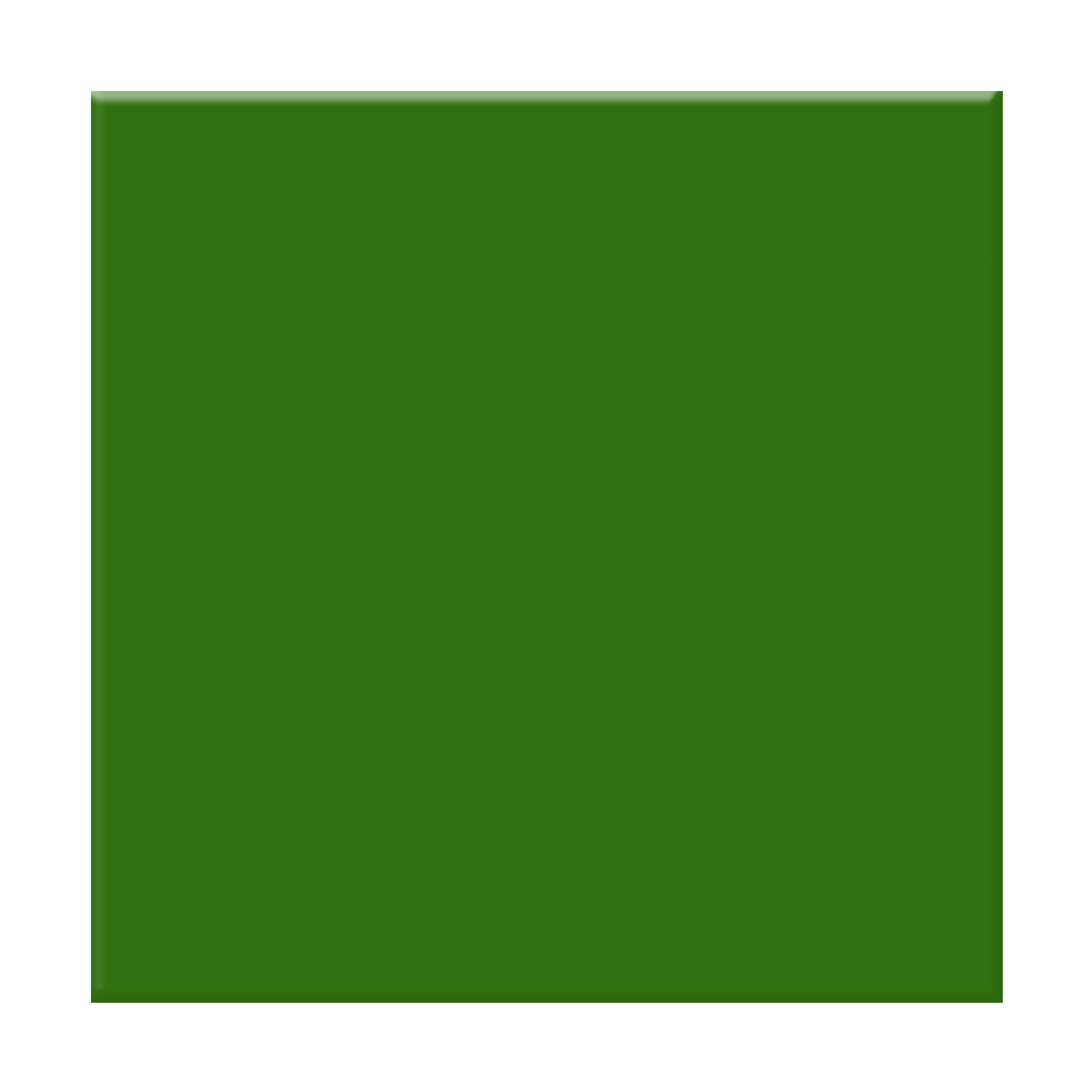 collection of green. Square clipart background