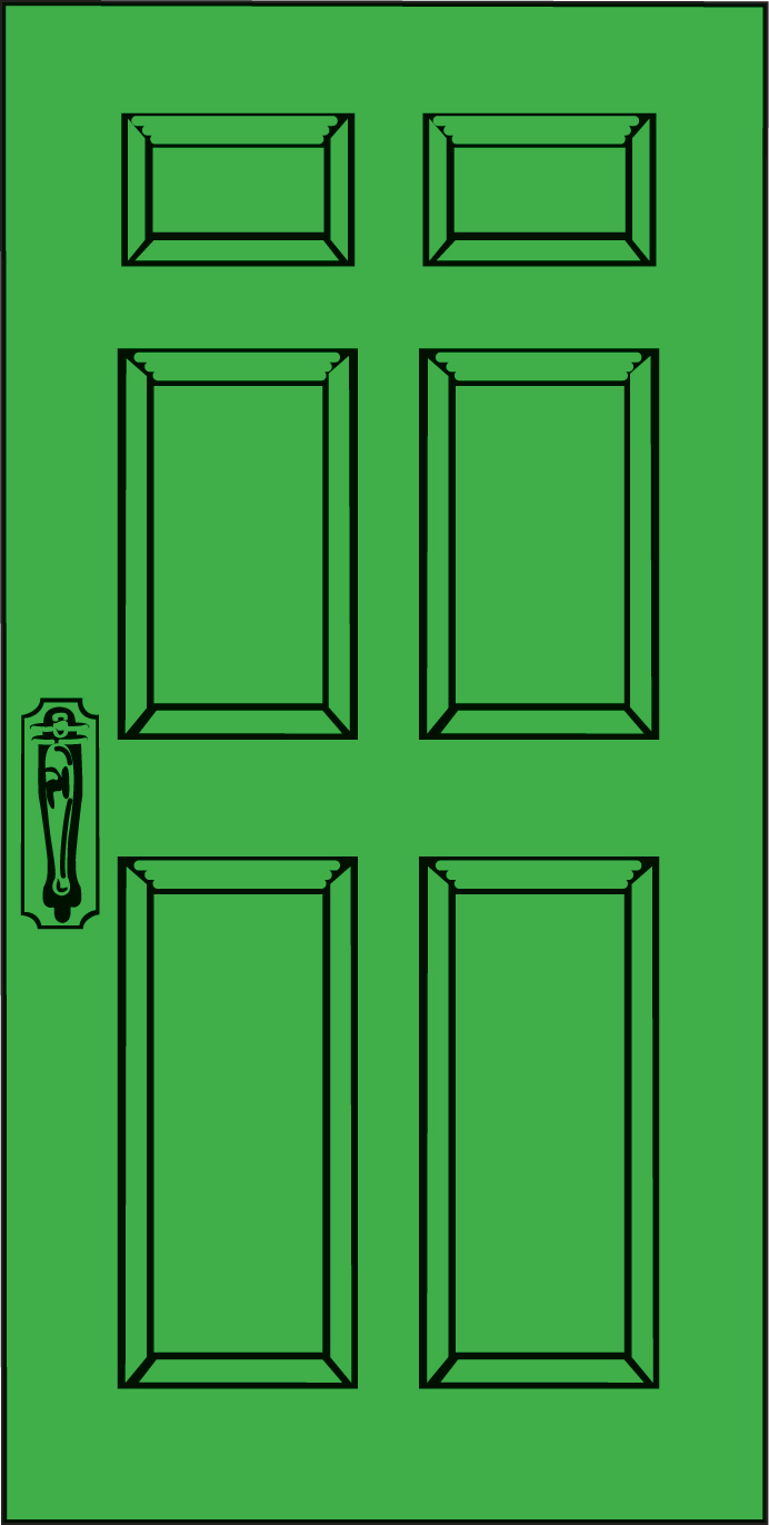 Free wood cliparts download. Door clipart bedroom door