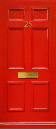 Art lisa jpg panda. Door clipart red door
