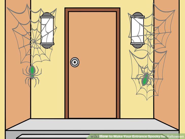 Free cliparts download clip. Clipart door spooky