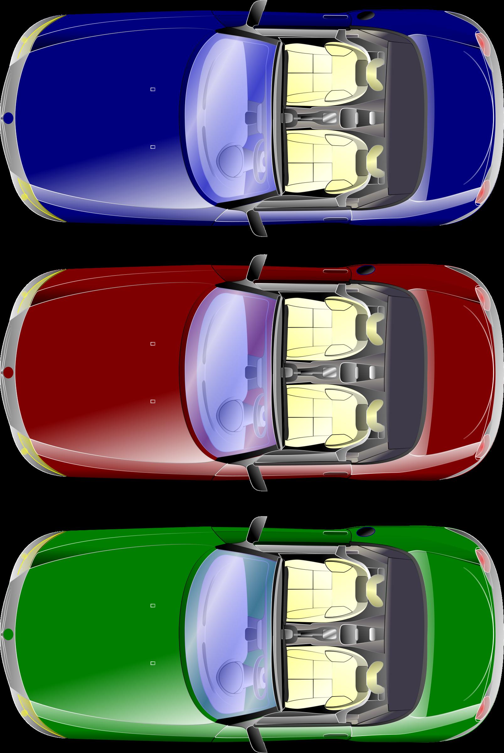 Clipart door top view. Car big image png