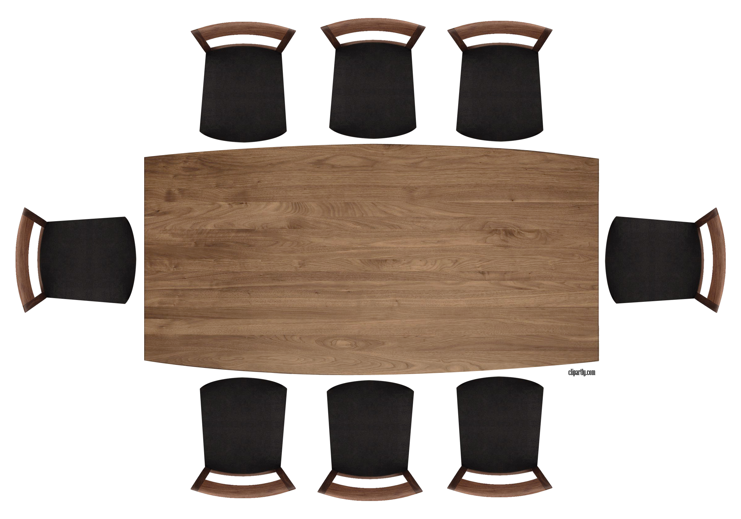 Furniture Clipart Top View Furniture Top View Transparent