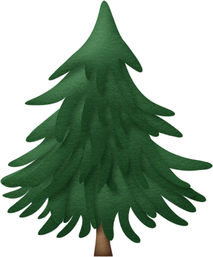 Clipart door tree. Kaagard littleforestwinter trees png