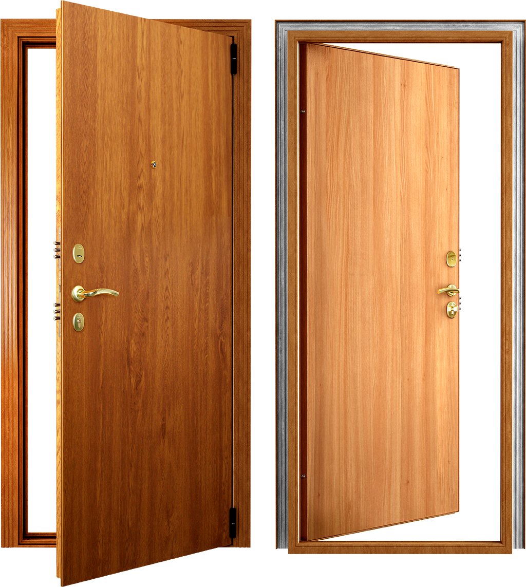 Open png . Door clipart wood door