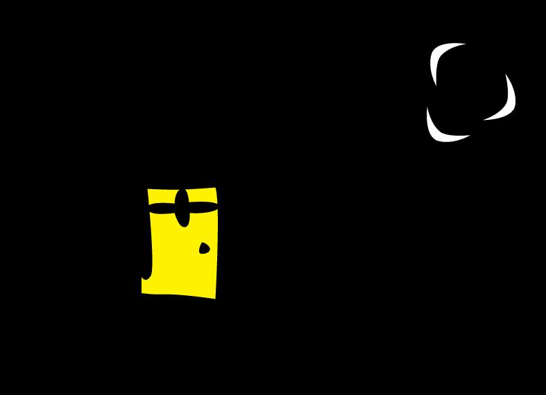 Door clipart yellow door. Logo sm png