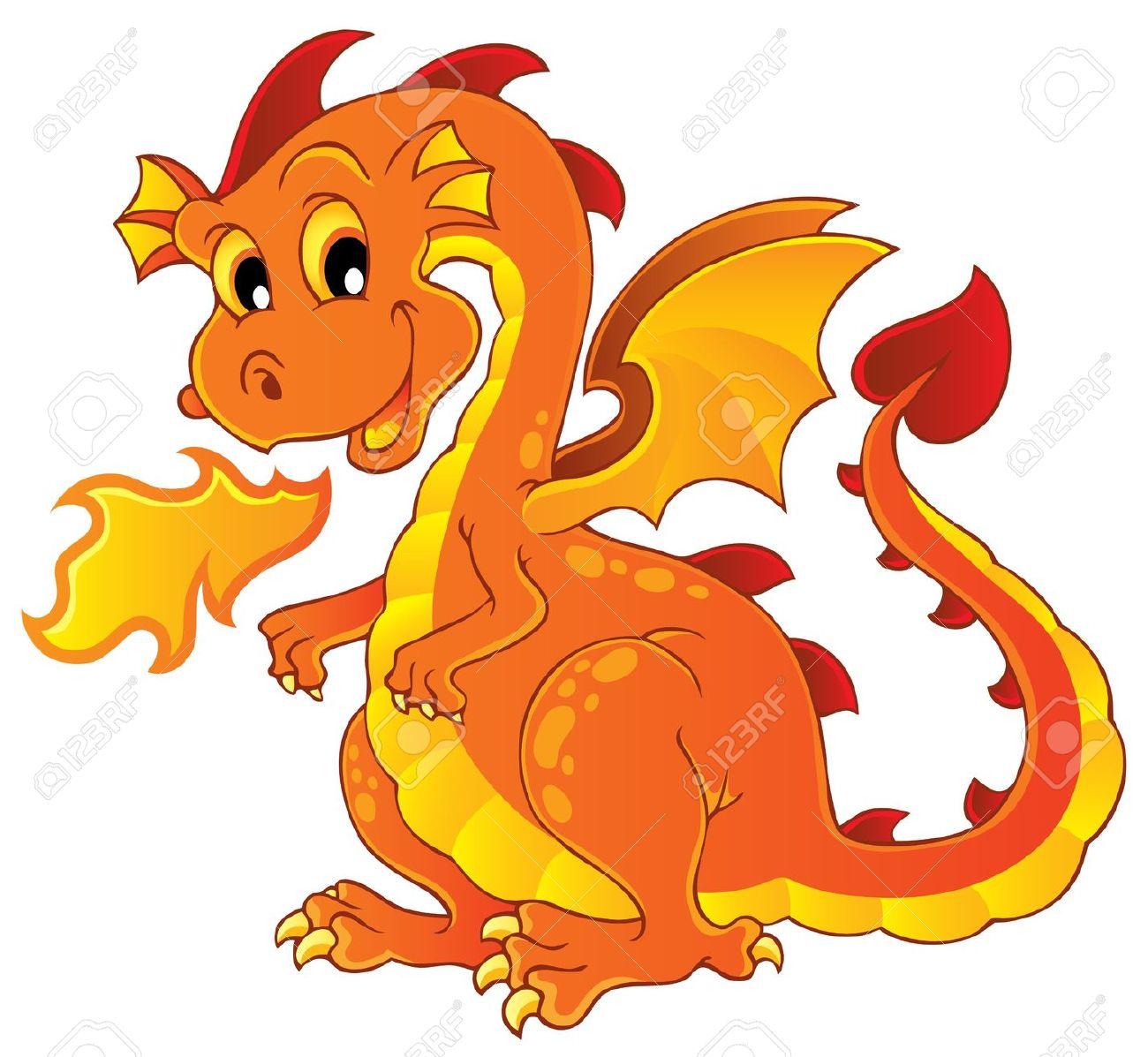 dragons clipartlook. Dragon clipart dargon