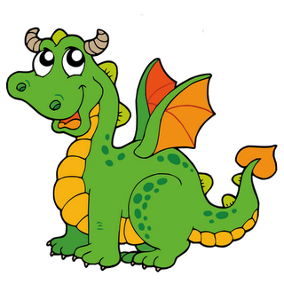 Free animated pictures download. Dragon clipart friendly dragon