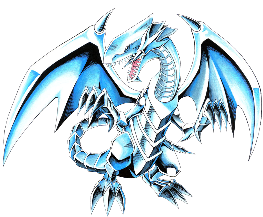 Blue eyes white dragon. Idea clipart knowledgeable