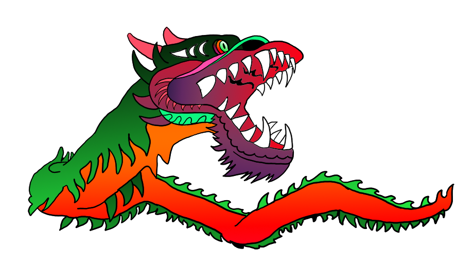 Dragon at getdrawings com. Festival clipart boat chinese