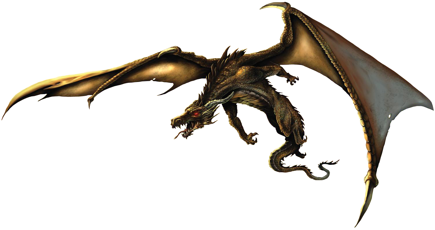 Dragon png images. Free download green drago