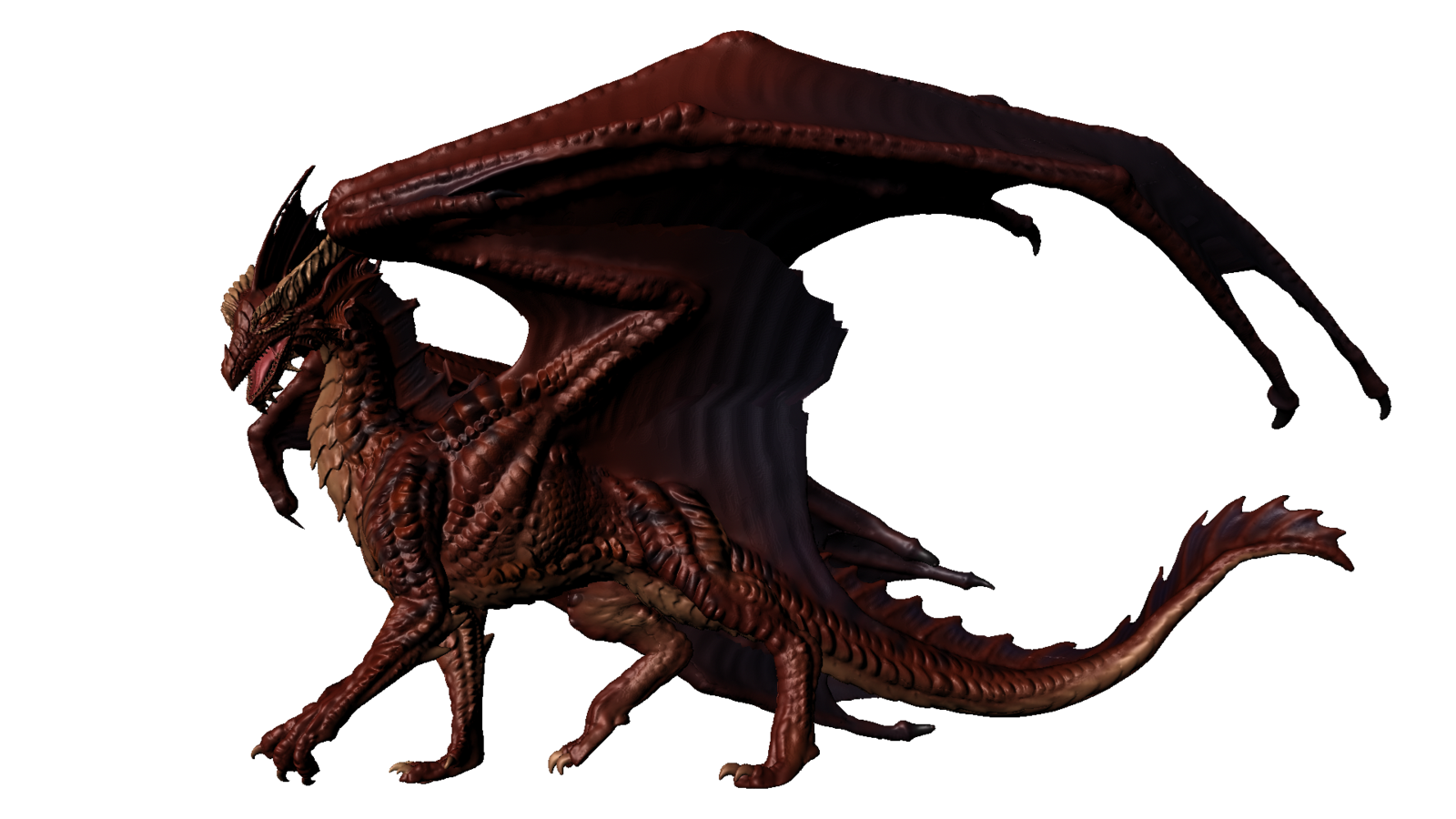 Clipart dragon dragan. Head silhouette at getdrawings