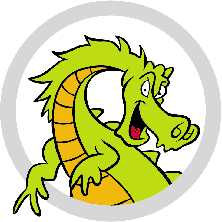 Business . Clipart dragon dragan