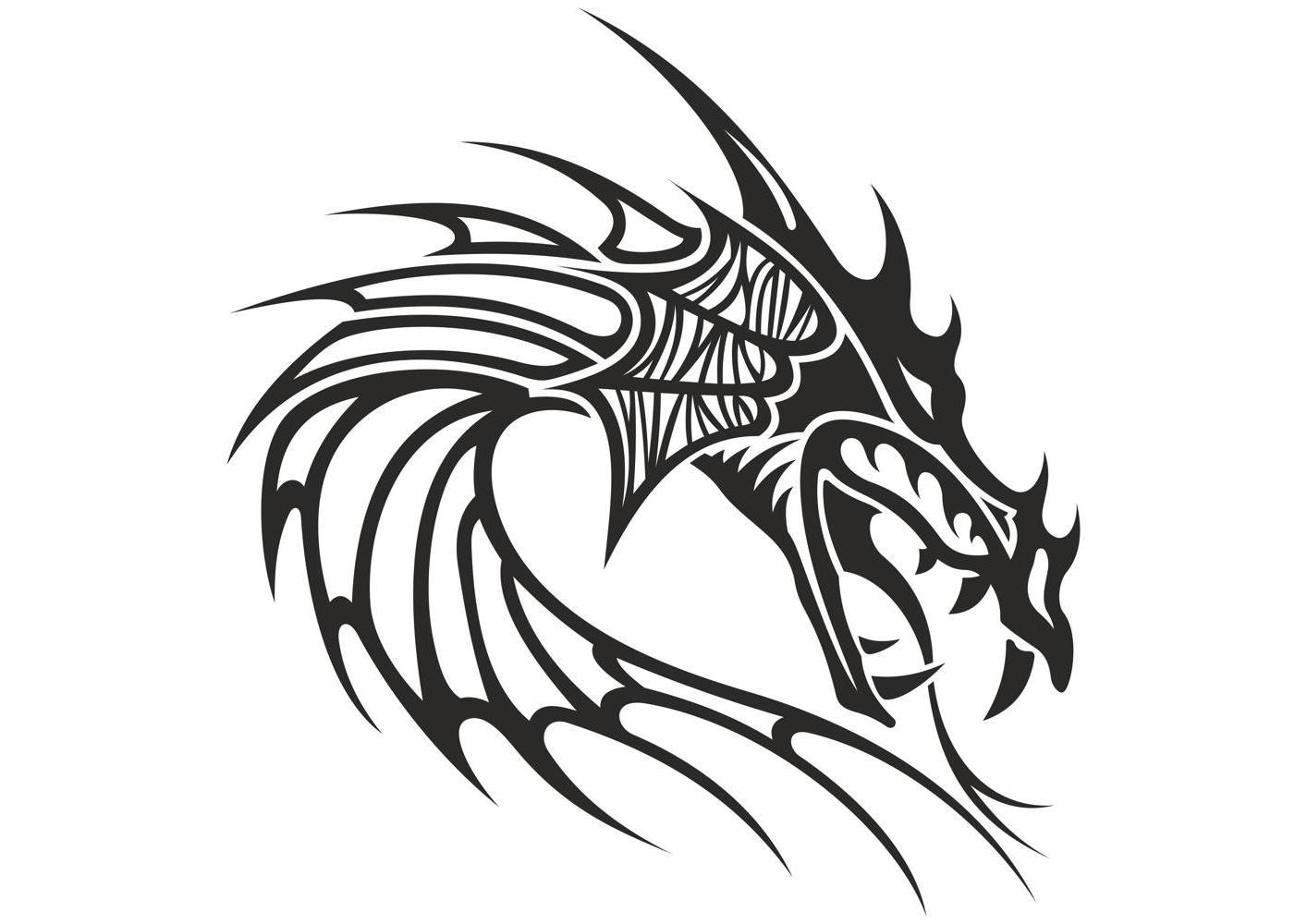 Best hd clip art. Clipart dragon dragon head