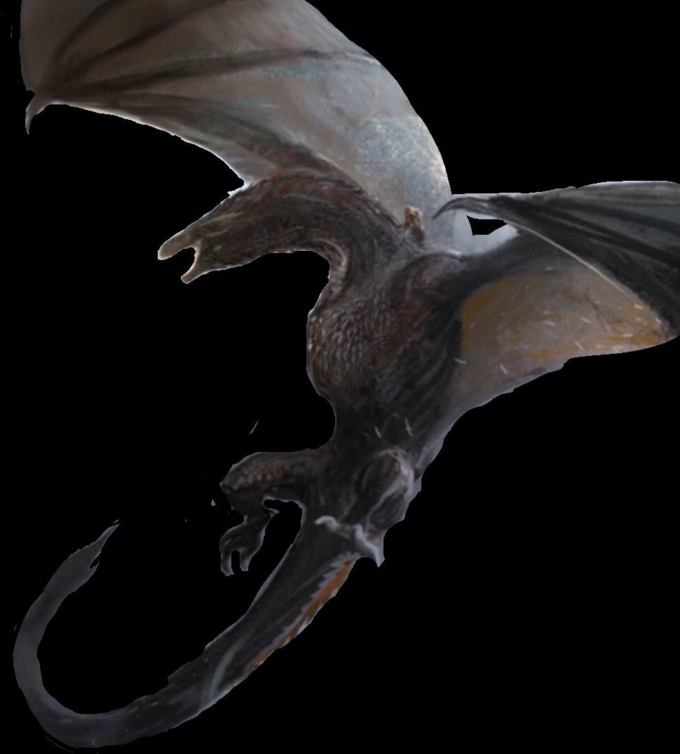 Daenerys fire targaryen freetoedit. Clipart dragon drogon