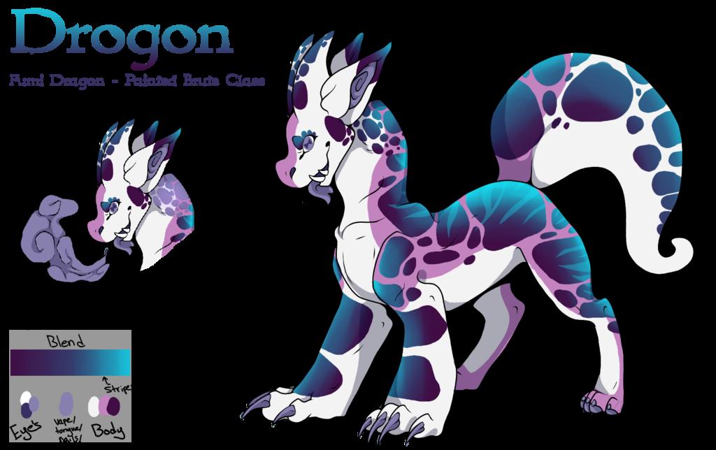 Myo fumi by sanguinem. Clipart dragon drogon
