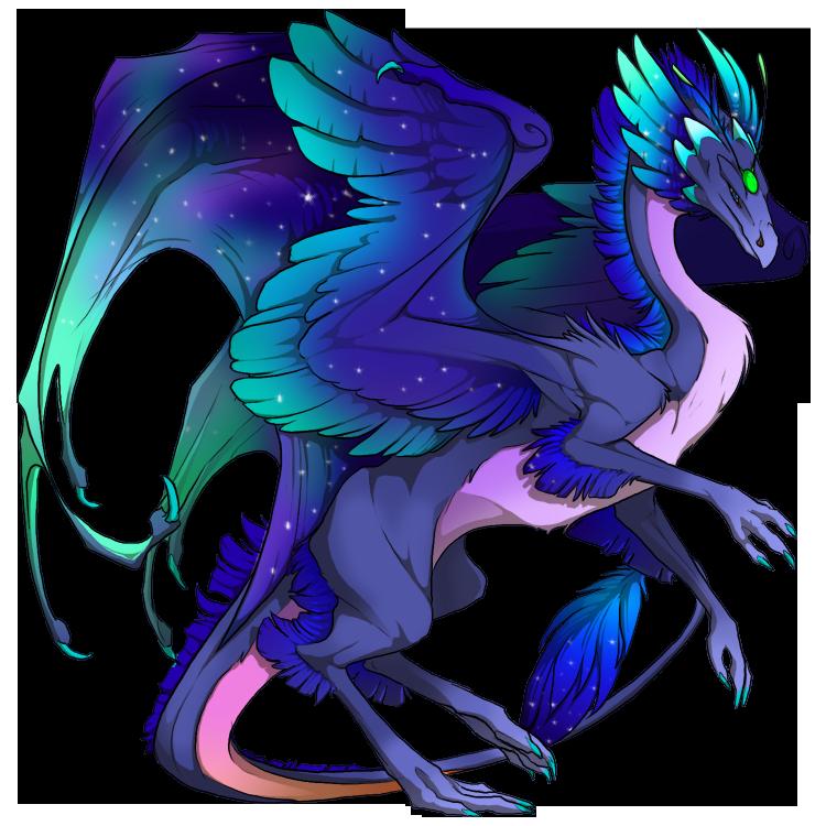 Skydancer skin fr by. Clipart dragon female dragon