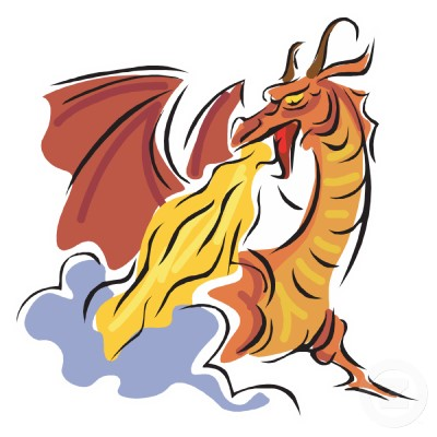 Free picture download clip. Dragon clipart fire breathing dragon
