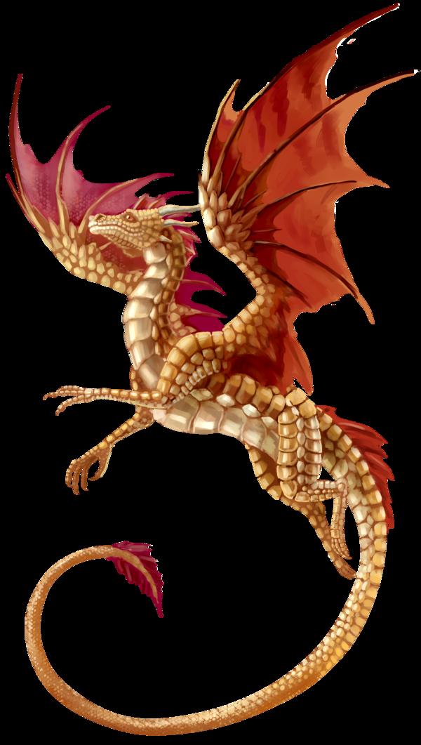 Dragon clipart golden dragon. Flying group transparent background