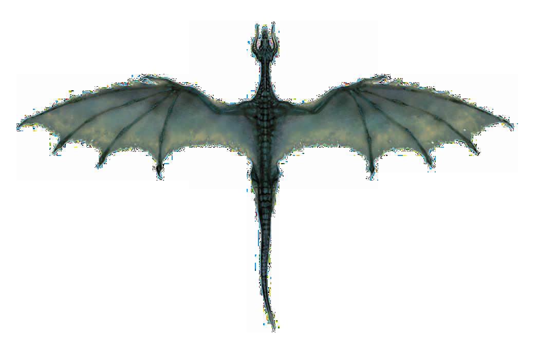 Image black overhead png. Dragon clipart drogon