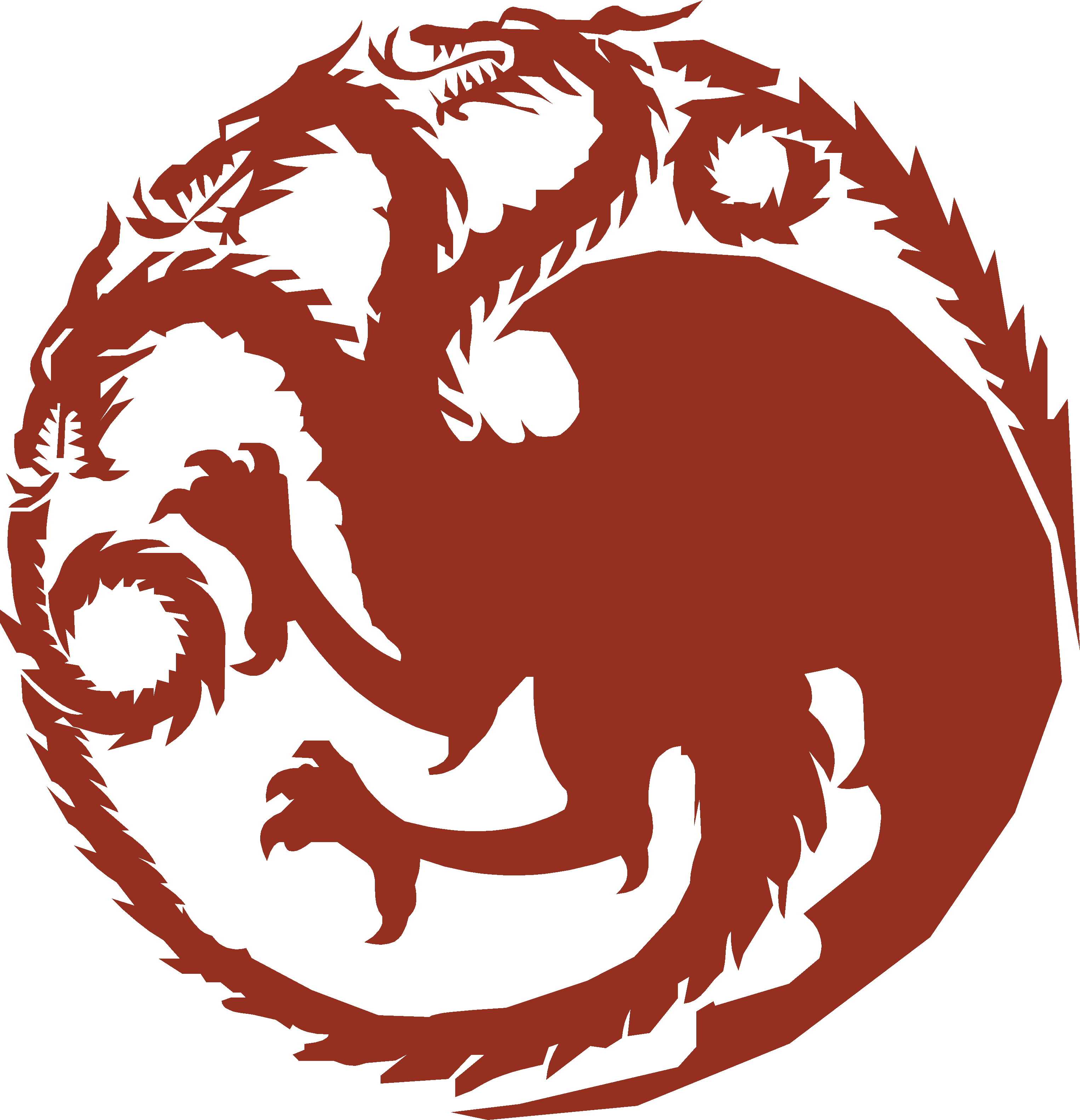 Dragon clipart game throne. Snque png of thrones