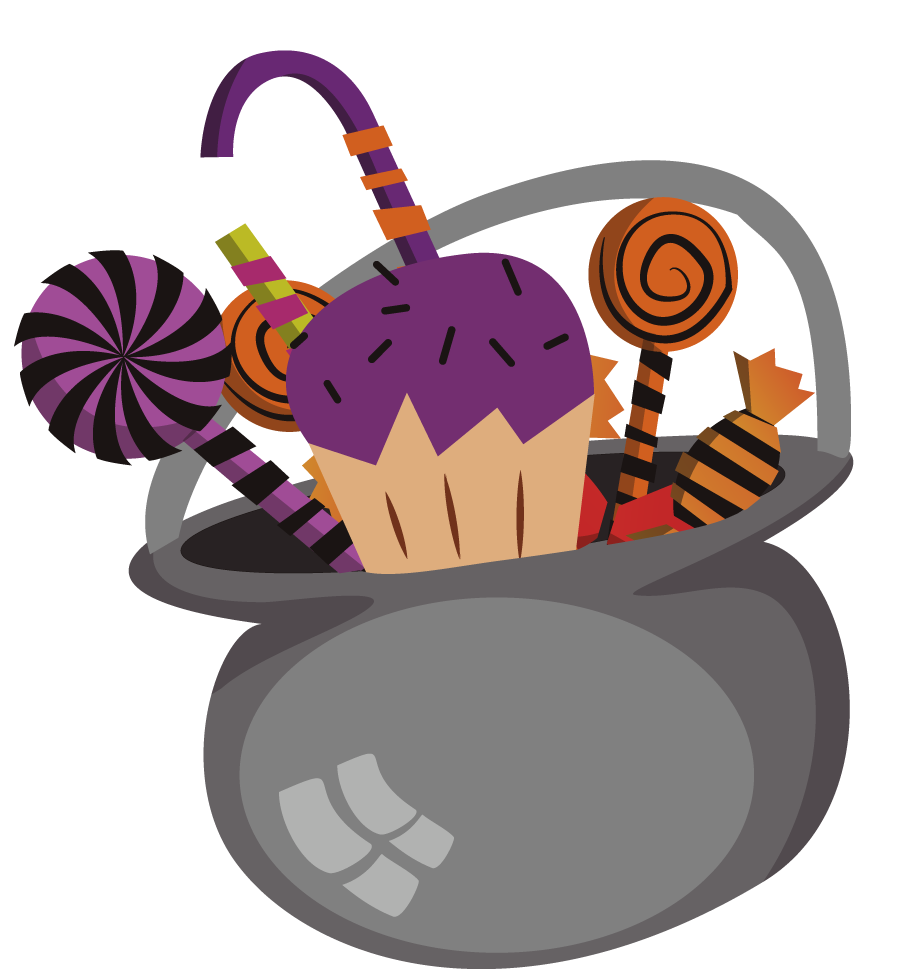 Soup clipart halloween. Free pages of to