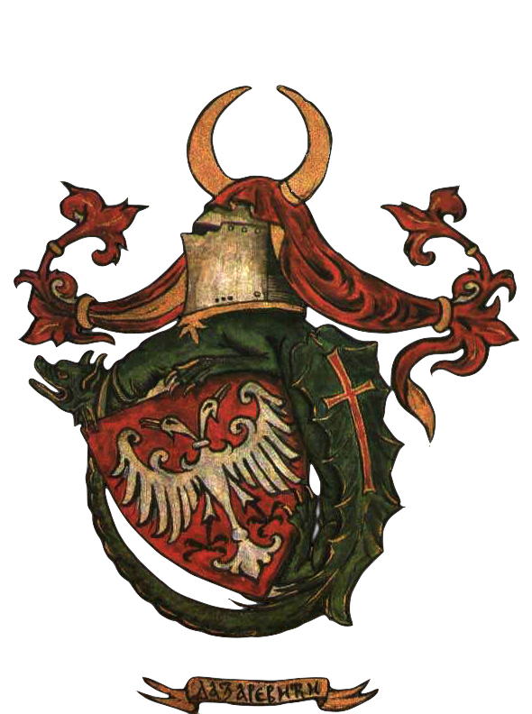 Grb lazarevic order of. Hammock clipart medieval