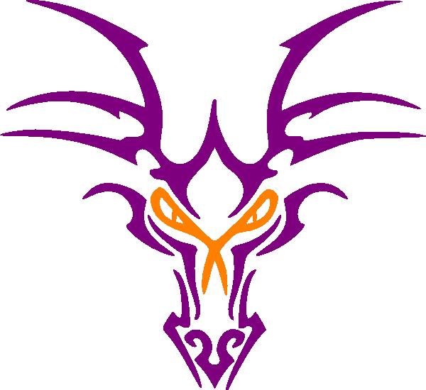 Icon clip art at. Dragon clipart purple dragon