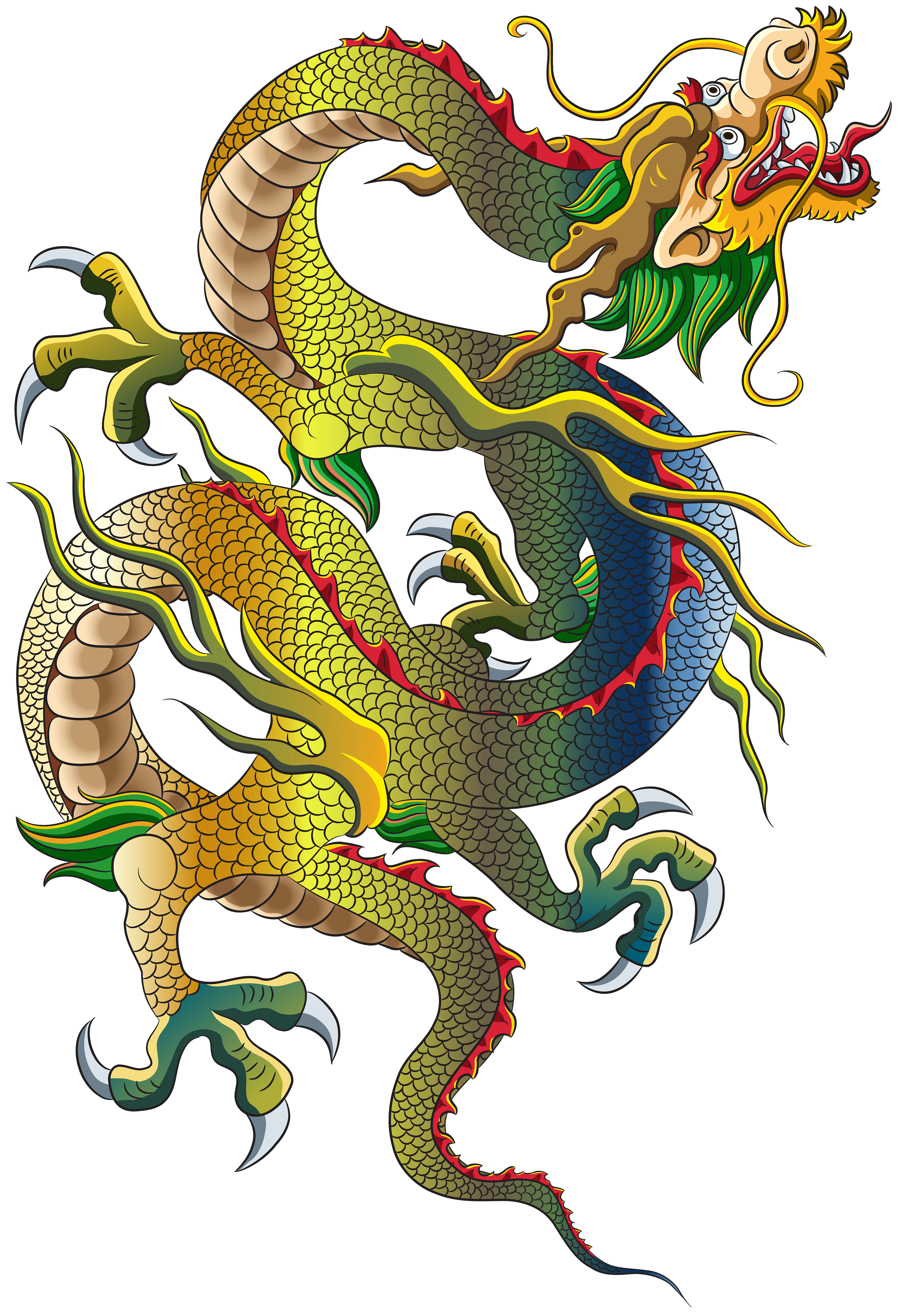 Dragon clipart dragon chinese. Png clip art best