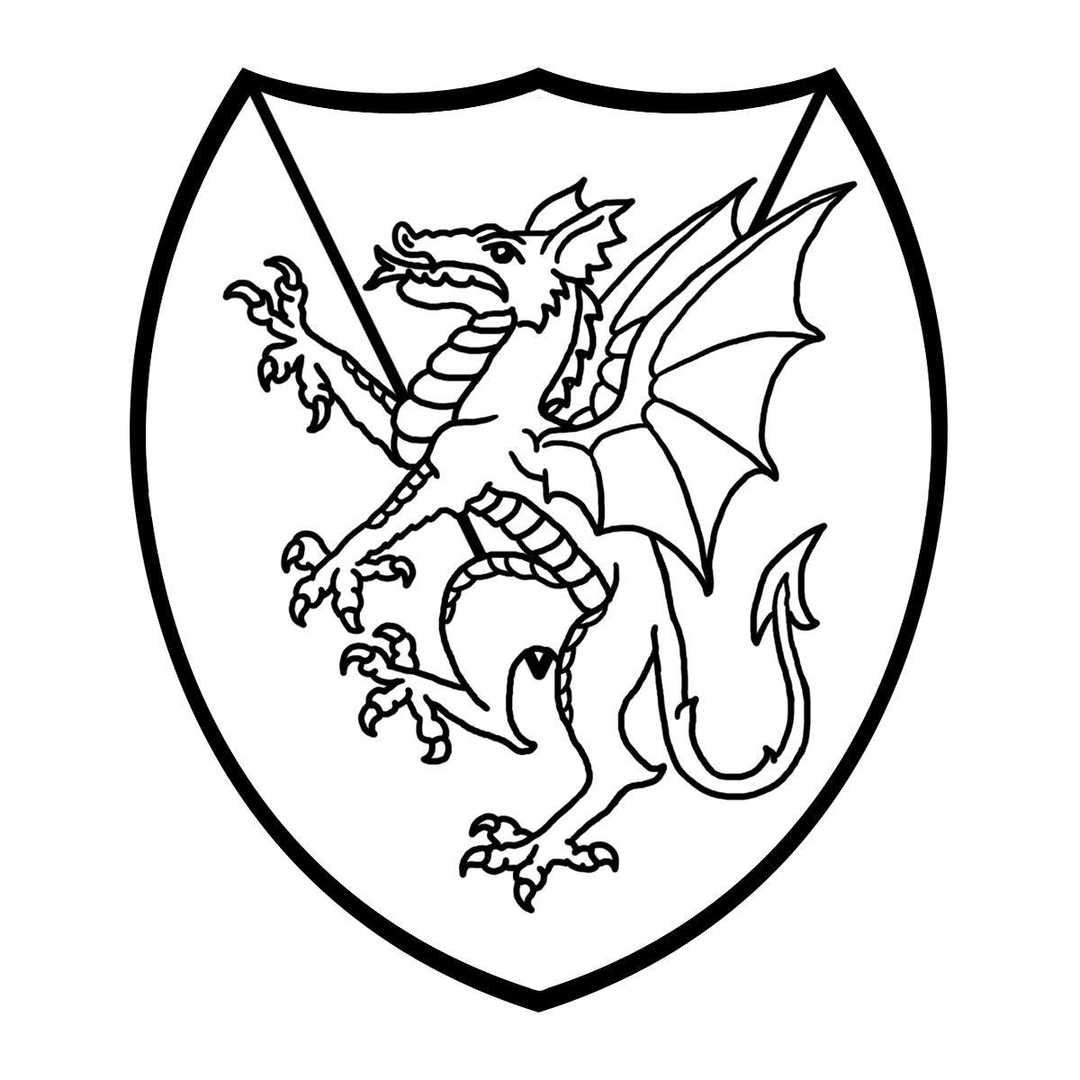 Dragon clipart renaissance. Free clip art medieval