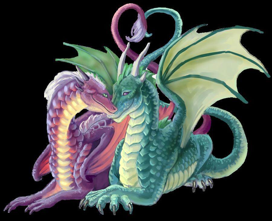 Deviantart more like rainbow. Dragon clipart renaissance