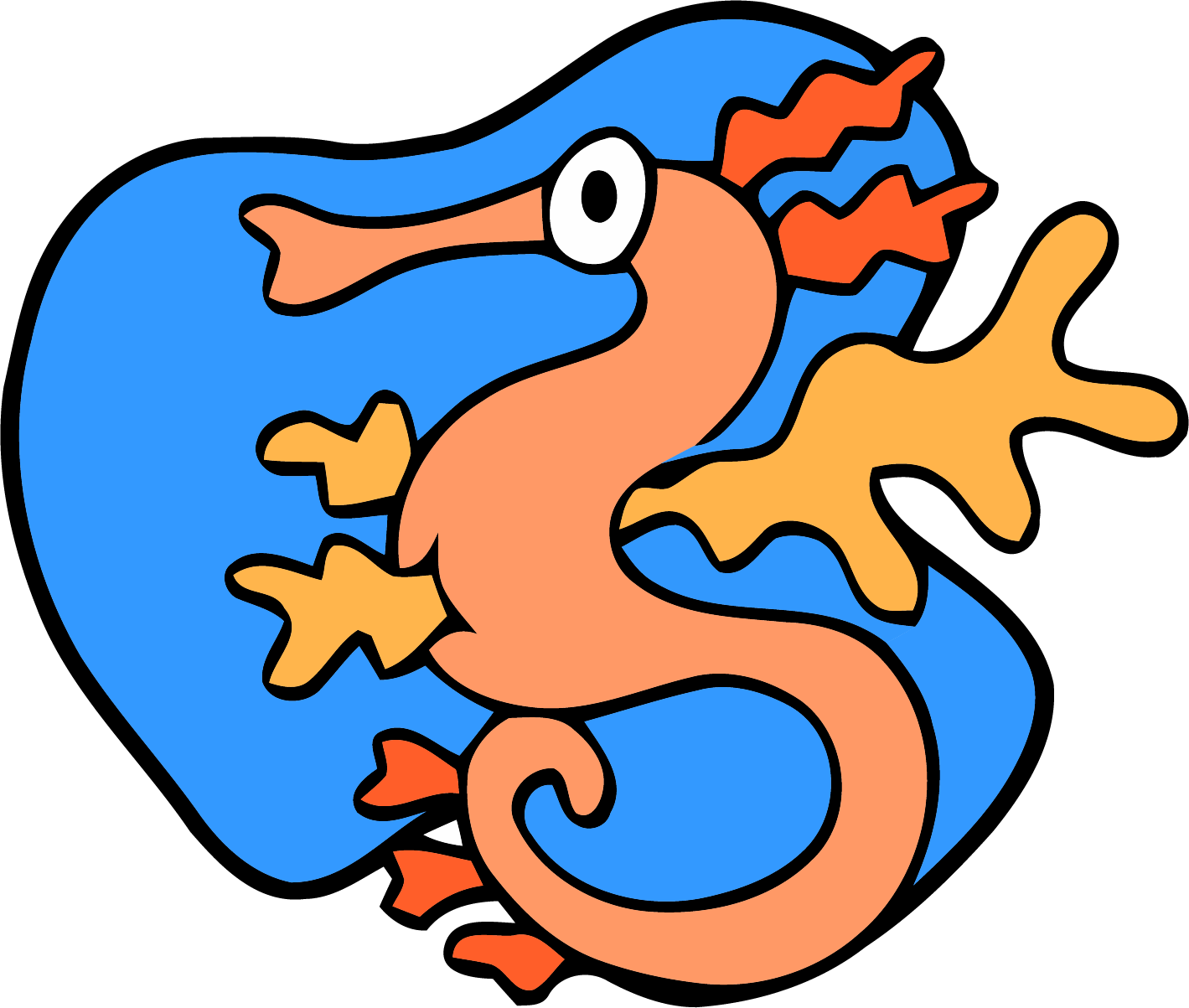 Dragon clipart golden dragon. Sea png clipartly comclipartly