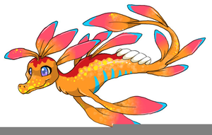 Leafy free images at. Dragon clipart sea dragon