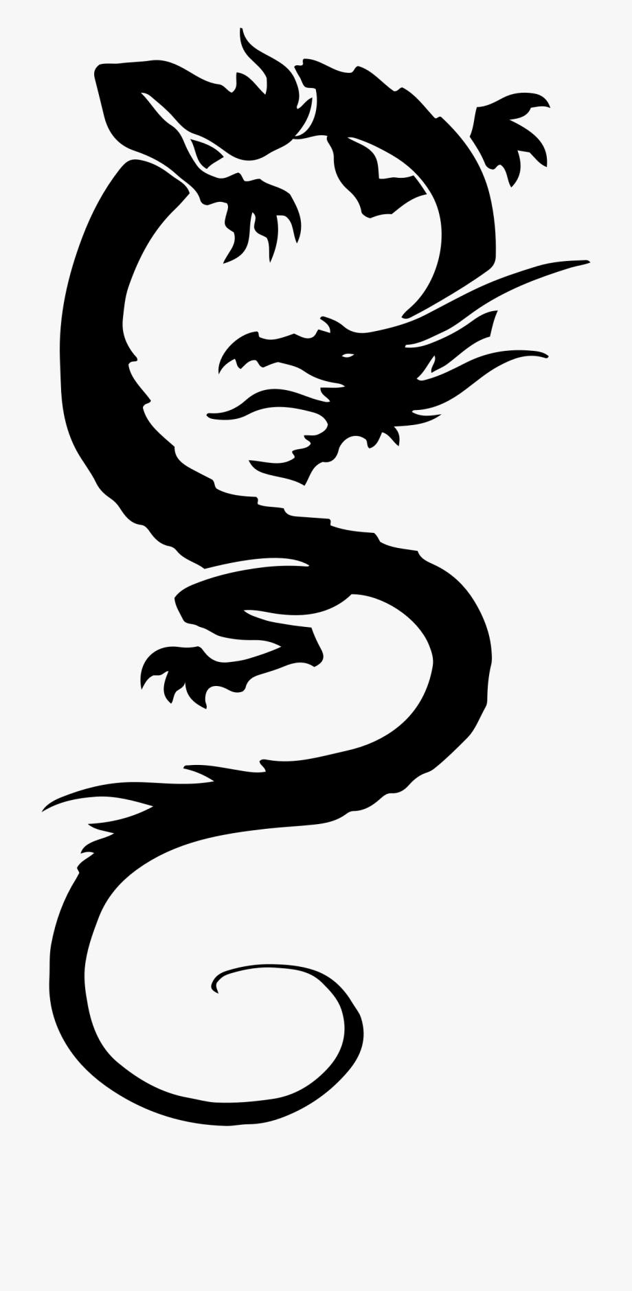 Japanese tattoo free . Dragon clipart small dragon